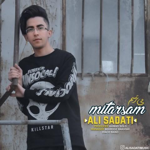 دانلود آهنگ علی ساداتی میترسم